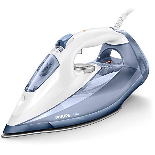 Philips Azur Pro GC4902/20 - Plancha Ropa Vapor, 2800w, Golpe Vapor 220 g, Vapor Continuo 50 g, Suela Steam Glide Elite, Antical Integrado, Autoapagado