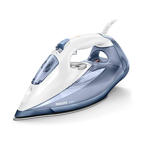 Philips Azur Pro GC4902/20 – Plancha Ropa Vapor, 2800 W, Golpe Vapor