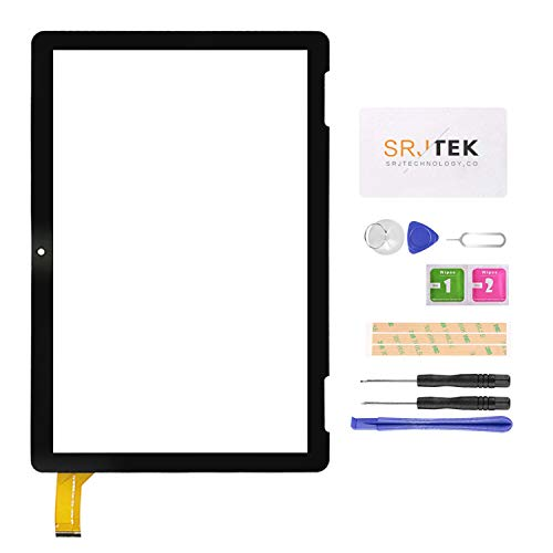 for Onn 10.1 inch Tablet 2APUQW1027 Model 100011886 Touch Screen Glass Digitizer Replacement