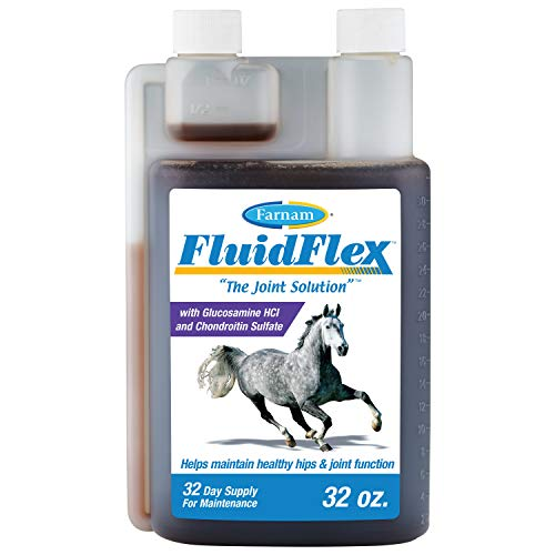 FLUID FLEX Glucosamine HCI & Chondroitin Sulfate Solution