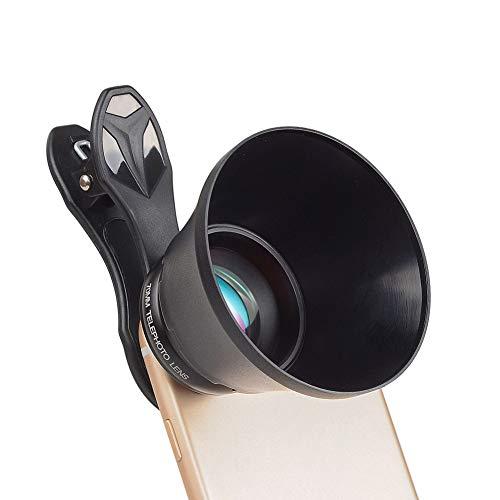 WQYRLJ Portret Lens 2.5X HD Telefoon 70 Mm Pro Telefoon Camera voor Iphone Samsung Smartphone Accessoires