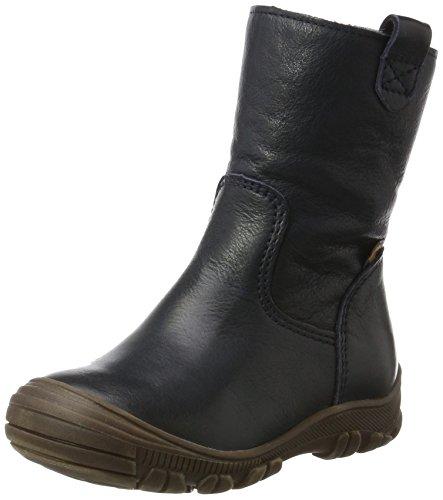 Froddo Unisex-Kinder Boot Boys G3160074 Schneestiefel, Blau (Dark Blue I17), 26 EU