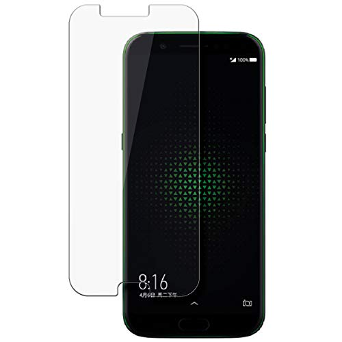 disGuard Schutzfolie für Xiaomi Black Shark [2 Stück] Entspiegelnde Bildschirmschutzfolie, MATT, Glasfolie, Panzerglas-Folie, Bildschirmschutz, Hoher Festigkeitgrad, Glasschutz, Anti-Reflex