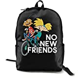 Hey Arnold! No New Friends Classic Backpack for Everyday