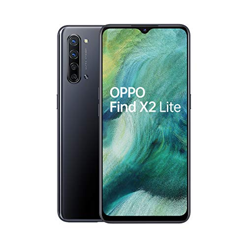 Oppo Find X2 Lite | 8 GB - 128 GB | Moonlight black
