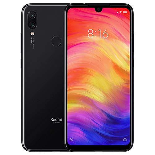 Xiaomi Redmi note 7 RAM 4GB/6GB + ROM 64GB Snapdragon 660 6.3インチ MIUI10 水滴型ノッチ 4800万画素カメラ 4000mAh大容量バッテリー搭載 simフリースマートフォン本体 (グローバル版/日本語対応・Googleアプリ対応)
