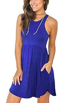 Best royal blue swing dress Reviews