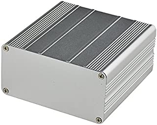 Eightwood Aluminum Enclosure Electronic Project Box Case for PCB Instrument Amplifier DIY - 3.94
