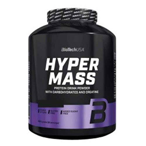 Biotech USA Hyper Mass - 4 Kg Strawberry