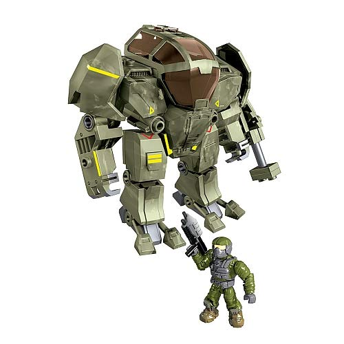 Halo Mega Bloks 97006 UNSC Cyclopes Jungle Strike