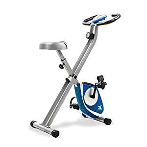 Fitness Equipment Shopping XTERRA Fitness FB150 Folding Exercise Bike, Silver
