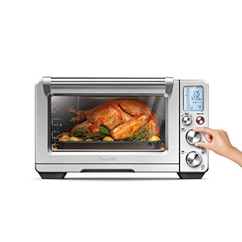 Breville the Smart Oven Air Convection Oven/AirFryer/Dehydrater – BOV900BSS (Renewed)