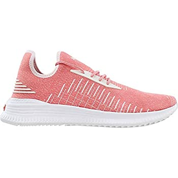 PUMA Mens Avid Evoknit Lace Up Sneakers Shoes Casual - Pink - Size 10.5 D