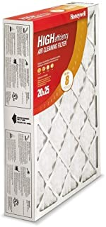 Honeywell CF100A1009 High Efficiency Air Cleaner Filter- 16 x 25 x 4 - 2 pack