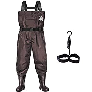 UPGRADE Fishing Chest Waders