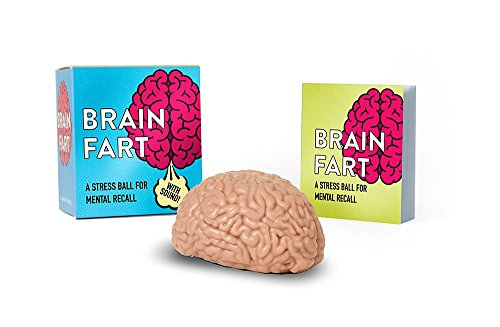Brain Fart: A Stress Ball for Mental Recall (Miniature Editions)