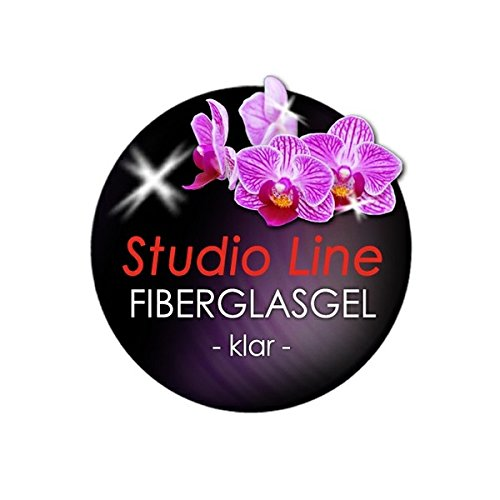 Studioline Fiberglasgel Klar, 30ml