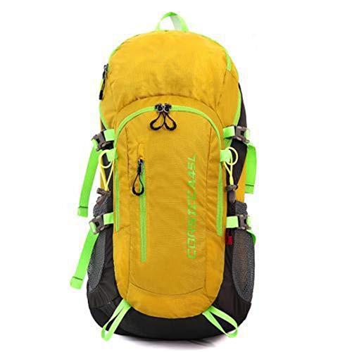 Luggaents 50L Résistant À l'eau en Plein Air Sacs À Dos Pack Alpinisme Escalade Randonnée Trekking Sac À Dos 1