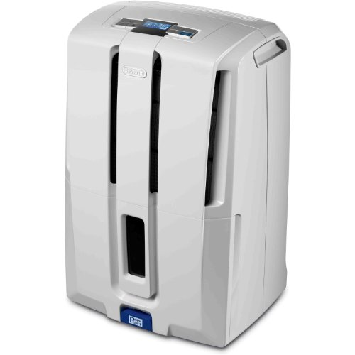 De'Longhi 70-pint Dehumidifier with Patented Pump