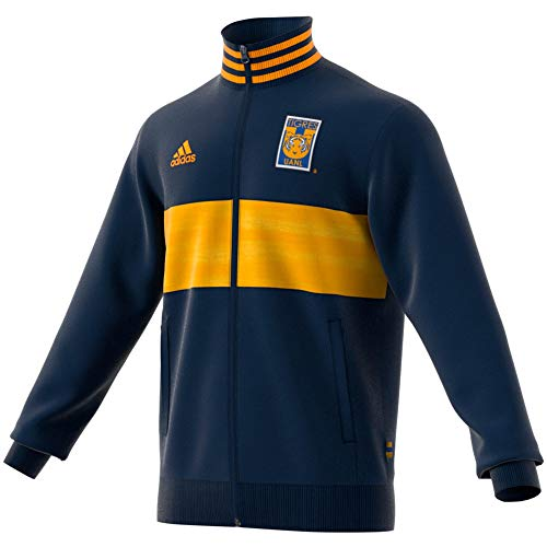adidas Tigres UANL 3-Stripe Track Jacket- 2019/20 (2XL)