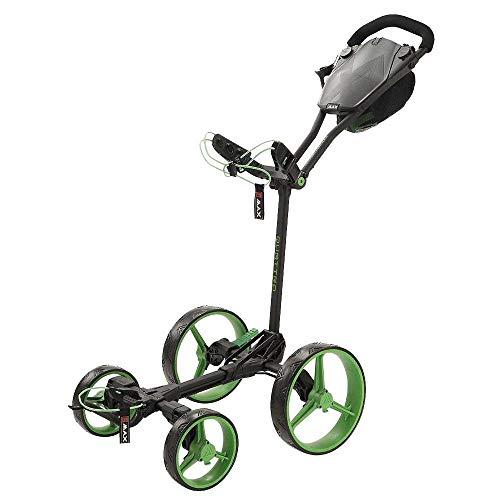 Big Max Blade Quattro Push Carts USA (Phantom-Lime)