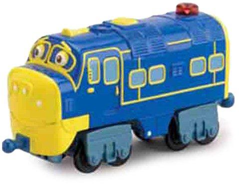 Chuggington Interactive Railway - La Locomotive Interactive Bruno (Langue varie selon Vendeur)