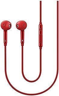 Fone Estéreo com Fio, Samsung, AOS0625, Vermelho