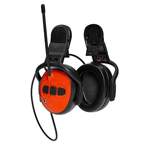 Husqvarna Gehoorbescherming FM-radio voor bevestiging op helm