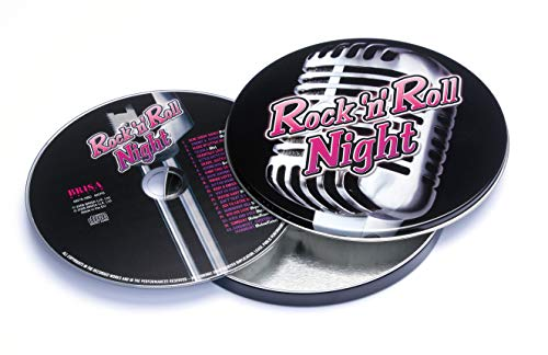 BRISA music CD ROCK'N ROLL NIGHT - collector's edition, special edition, gift box