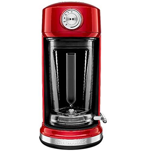 KitchenAid KUA25A3 Liquidificador com Magnetic Drive, Candy Apple, 1.77L