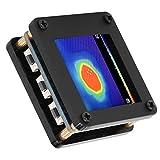 Cámara Termográfica Infrarroja, Amg8833 Cámara Termográfica Infrarroja de Tamaño de Bolsillo de 8x8 Sensor de Temperatura 7 M/23 Pies Distancia de Detección Más Lejana USB 5V