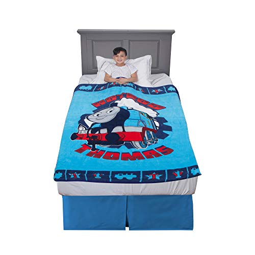 Franco Kids Bedding Throw, 46' x 60', Thomas and Friends