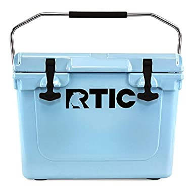 RTIC Cooler (20 qt, Blue)