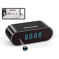 Shinwinly WiFi Hidden Cameras Clock