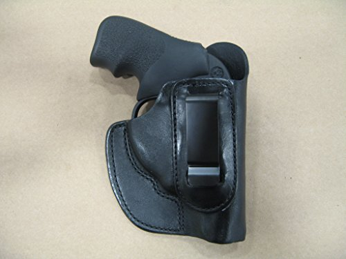 Azula IWB Leather in The Waistband Concealed Carry Holster for Ruger LCR, LCRx 2
