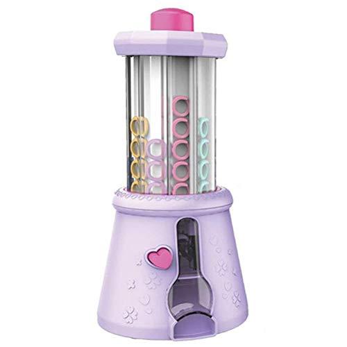 Máquina de hacer pulseras, collares, pulseras, anillos, cuentas, juguetes para niñas, regalos para niños