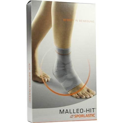 MALLEO-HIT Sprunggelenkbandage Gr.4 platinum 07074 1 St