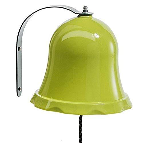 KBT Glocke für Spielturm, Stelzenhaus, Spielanlage und Hochbett in verschiedenen Farben (Lemon (Grün))