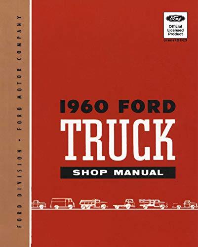 1960 Ford Truck Shop Manual (English Edition)
