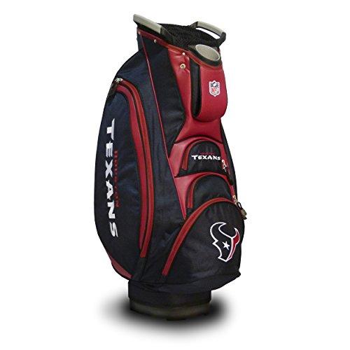 Team Golf NFL Houston Texans Victory Golf Cart Bag