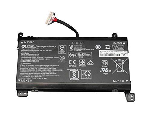 HP Omen 17-an100 (GTX 1070) Original Akku 86Wh 16 Pin-Anschluss.