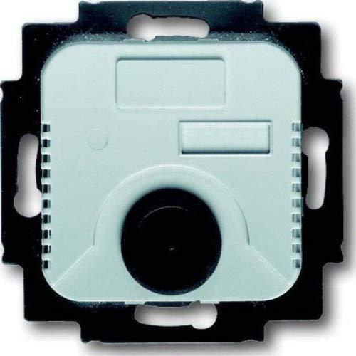Busch-Jaeger 1095U - Termostato electrónico con contacto abierto