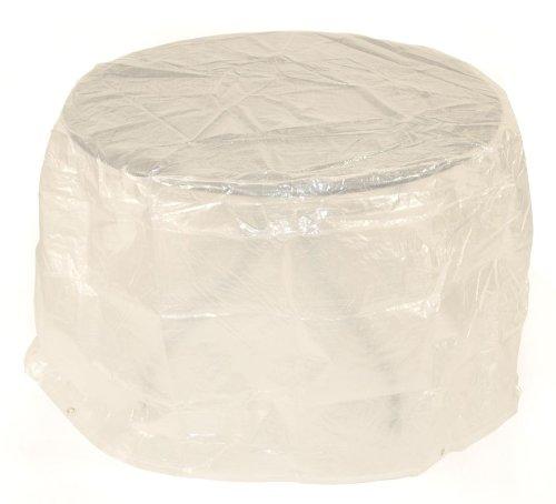 DEGAMO Schutzhülle Abdeckhaube 70cm rund, für Tische und Grills