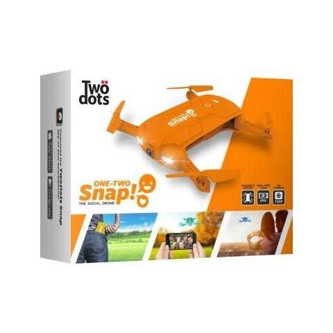 Twodots - Two dots snap the social drone cam hd 1mpx con giroscopio...