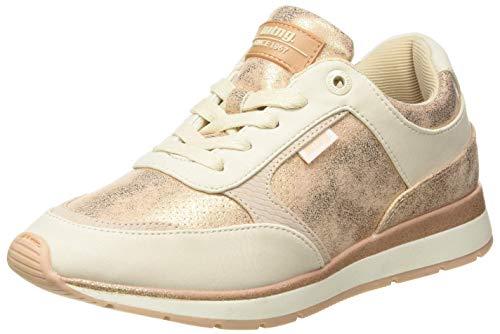 MTNG Attitude 69170, Zapatillas para Mujer, Dorado (/Roko Nude C49733), 38 EU