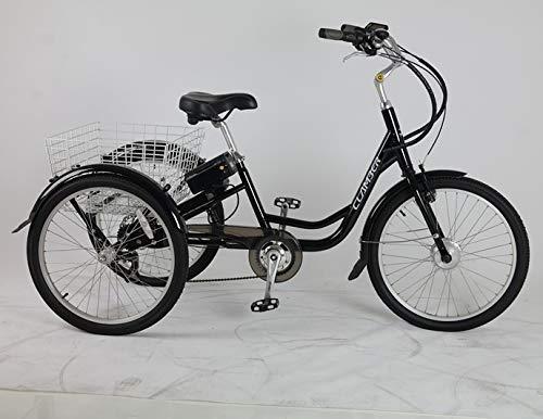 "E-ROCK E Lastenrad ""E-Donkey Plus"" Lastenfahrrad Kindertransport Transport E Bike Elektro Fahrrad"