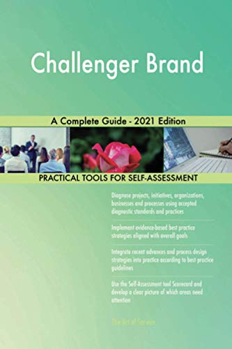 Challenger Brand A Complete Guide - 2021 Edition
