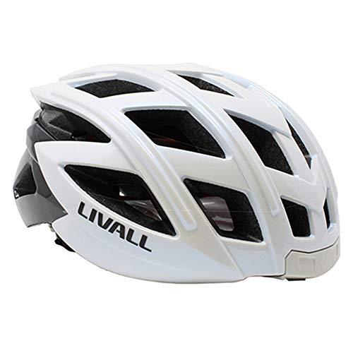 LIVALL BH60SE - Casco Bluetooth para Bicicleta Adulto Unisex, Talla única