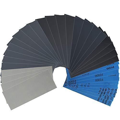 1000 grit sandpaper wood - 5