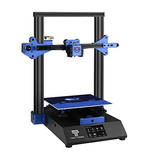 TWO TREES Bluer High Precision 3D Printer - Intelligent Leveling, Resume Print, Filament Run-Out Sensor